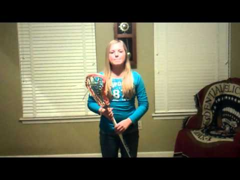 How To : know if your stick is legal/cradle in womens lacrosse