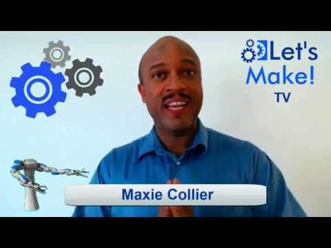 Let's Make TV Show Intro- With Maxie Collier