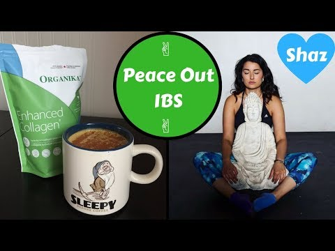 How I cured my IBS NATURALLY + My Gut Healing Latte Recipe