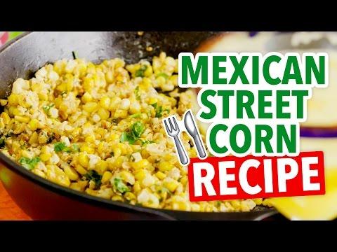 Mexican Street Corn Recipe ~ Cinco De Mayo - HGTV Handmade