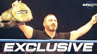 Austin Aries Returns 2018! Impact Wrestling vs Eli Drake Global Heavyweight Title Match! - HD