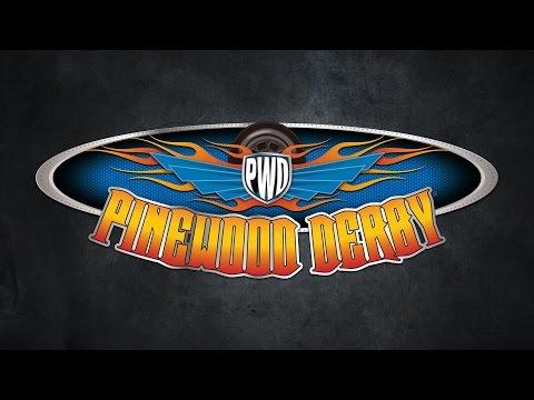 Pinewood Derby Car Design Video