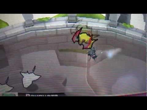 How to get Raquaza in Pokemon Rumble Blast