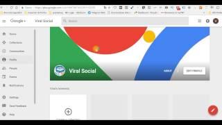 come trovare il link del profilo di google +