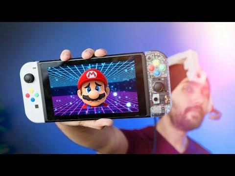 Nintendo Switch - CHANGE THIS!