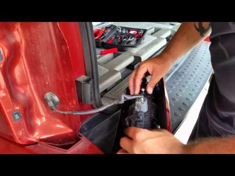 How to change brake light bulbs 2007 Dodge Nitro