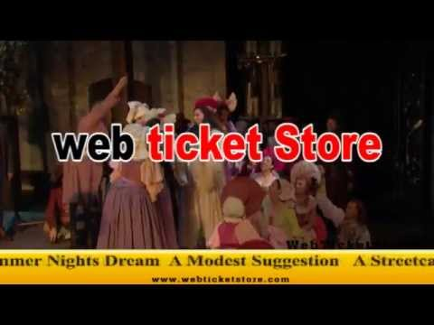WebTicketStore - Broadway Show Tickets