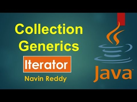 #11.1 Collection and Generics | Iterator Interface