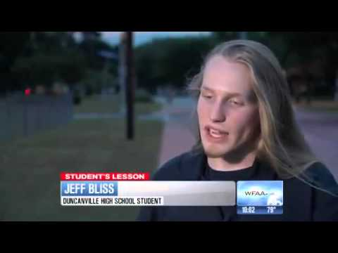 Interview with Jeff Bliss | Student Gives Teacher a LESSON | Viral Video 2013