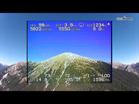 STOL - Mountain RAW Footage & DemoTeam ZEPHYR
