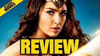 review wonder woman yeah its pretty good not great