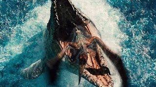 Pterosaur Attack Scene - Jurassic World (2015) Movie Clip HD