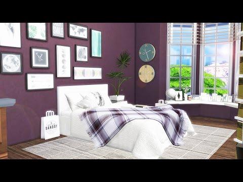 Sims 4 || SPEED BUILD: Let's Decorate - Townhouse |Building 2| Part 3