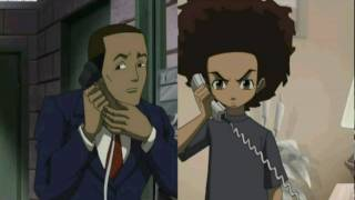 THE BOONDOCKS PHONE CALL FROM JAIL