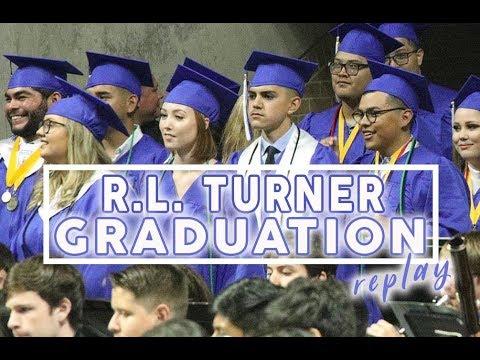 See Your Favorite Student Graduate - Turner Graduation 2018