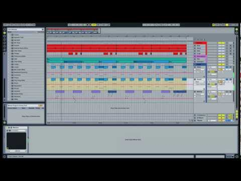 Ableton Live Dubstep Tutorial - Creating a Melody and Lead Synth in Massive (Part 1)