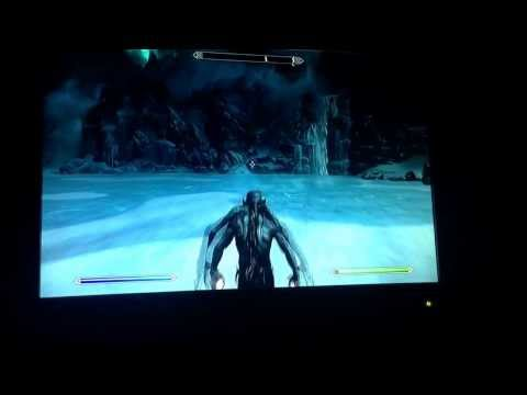 (Skyrim) funny glitch with vampire lord