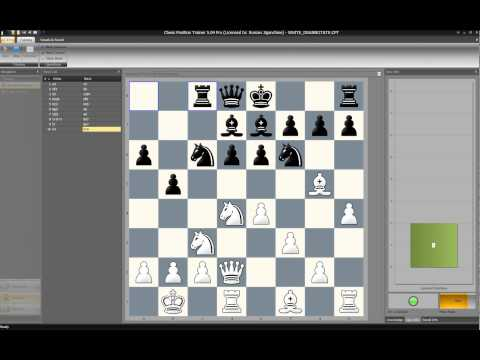 Improve Chess Openings Now - Studying Rauzer Sicilian with Chess Position Trainer