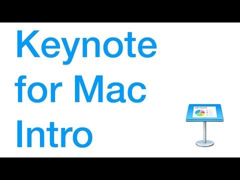 Keynote for Mac Tutorial