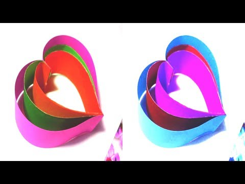Tutorial Easy Love Making at Home Simple and Easy DIY Love    Crafts Design