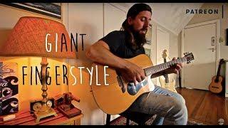 Giant Calvin Harris  Guitar Fingerstyle Loop Instrumental