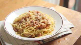 [SUB] 까르보나라 :  Spaghetti Carbonara : 꿀키