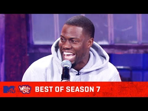 Best Of Season 7 ft. Kevin Hart, T-Pain, Chico Bean vs. Karlous & More 😂 Wild 'N Out