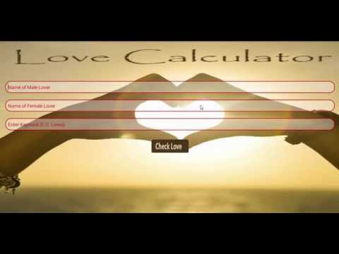 How to Measure Love || How To Check Love || latest 2016 || True