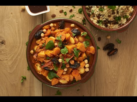 Vegetable Tagine Recipe - Love Canned Food