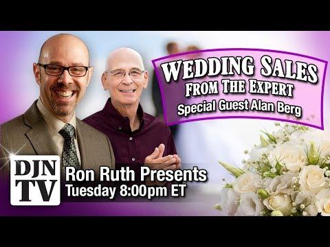 Wedding DJ Marketing Tips From An Expert with Alan Berg | Ron Ruth Presents | #DJNTV