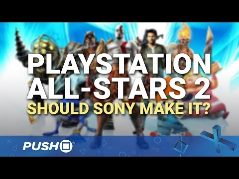 PlayStation All-Stars Battle Royale 2: Should Sony Make a Sequel? | PS4 | Talking Point