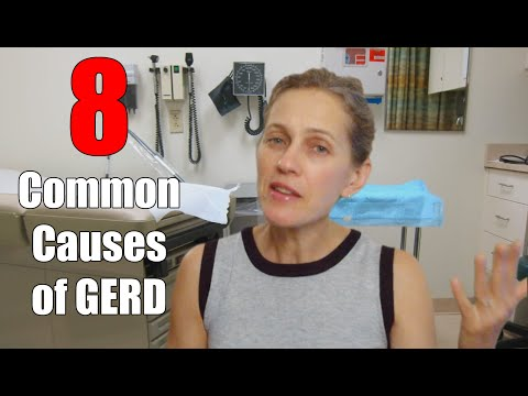 Curing GERD and Acid Reflux: 8 Common cause of Acid Reflux and GERD