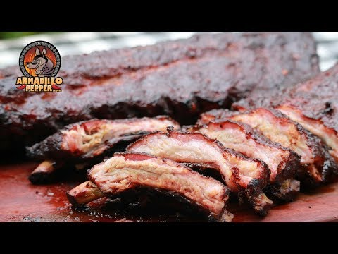 Baby Back Ribs on Pit Barrel Cooker   3 Tips for Hanging Ribs in Pit Barrel Cooker
