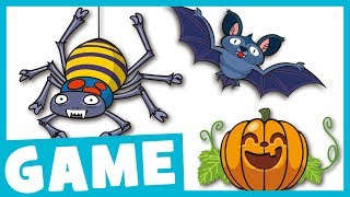 Halloween Game for Kids #2 | What Is It? | Maple Leaf Learning