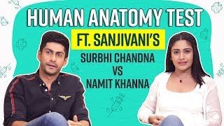 Surbhi Chandna and Namit Khanna REVEAL their camaraderie is 'beautiful' | Sanjivani 2