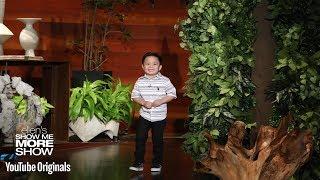 Ellen's Adorable 4-Year-Old Globe Expert is Back