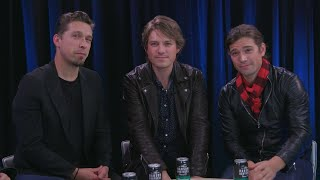 Hanson Celebrates 25 Years of Performing: How Being a Boy Band Helped Them Find Love