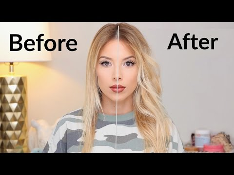 Soft Wave Hair Tutorial | No Extensions | LustreLux
