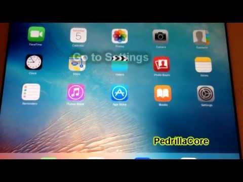 iPad - HOW TO Delete ALL Data / Erase / Clean / Restore / Wipe -NO COMPUTER