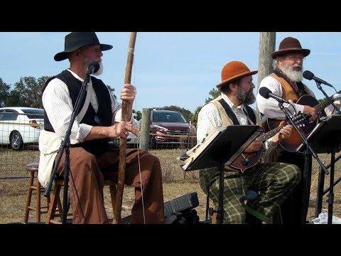 '7 LBS of Bacon', Central Florida's 1860's Civil War era band