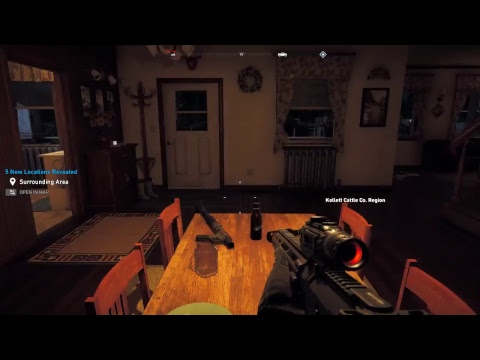 Far Cry 5 live stream p2  (drunkenly shooting stuff in Montana )