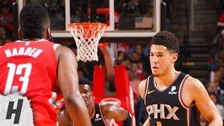 Phoenix Suns vs Houston Rockets - Full Game Highlights | March 15, 2019 | 2018-19 NBA Season
