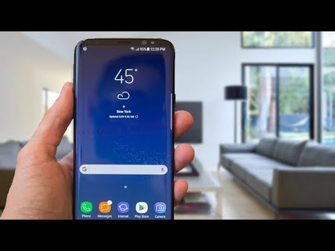 How To Set Weather In Samsung J2|J3|J7|J5