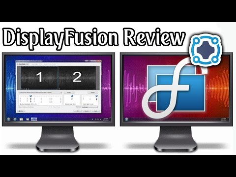 Review - DisplayFusion: Multiple Monitors Made Easy!