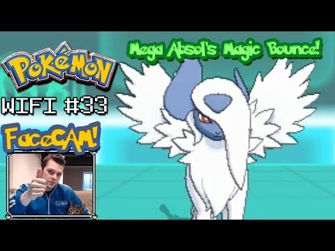 Pokemon X and Y Wifi Battle #33: Vs. William | Mega Absol's Magic Bounce! [FaceCAM]