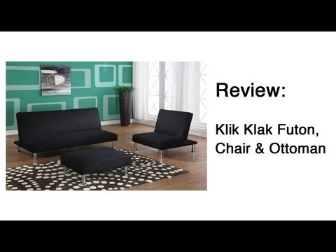 Klik Klak Futon Set Review
