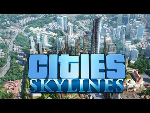 Cities Skylines: BunnyVille Stream Part 1 (Easter Special) 1440p