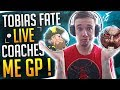 Redmercy   TOBIAS FATE COACHES RED TO GET MASTERS ON GP..ft. Pokimane - League of legends