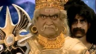 Ramayan: Lord Vishnu's battle with demons Mali \u0026 Sumali
