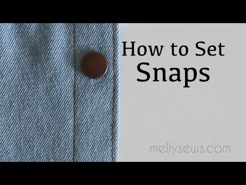 How To Set Snaps